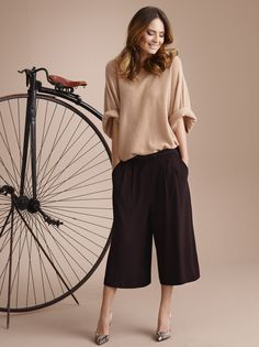 Thomas Rath Trousers Culotte