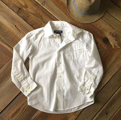 Check out this listing on Kidizen: White Dress Shirt  via @kidizen #shopkidizen