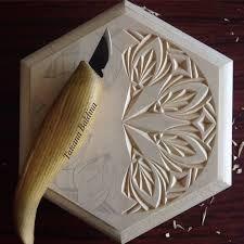 Резултат с изображение за wood carving patterns for beginners