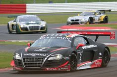 Belgian Audi Club WRT at the 6 Hours of Rome