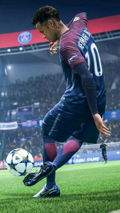 Want to experience the best skills by Neymar jr that will blow ur mind. Come experience the best entertaining Freekicks runs from EA sports FIFA 19 that will. Neymar Psg, Messi And Neymar, Messi And Ronaldo, Ronaldo Juventus, Cristiano Ronaldo, Ronaldo Football, Nike Football, Football Art, Nike Soccer