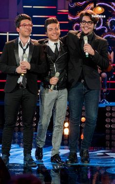 Know I already have this one, but can't find it, so just have to pin it again! Il Volo in Mexico