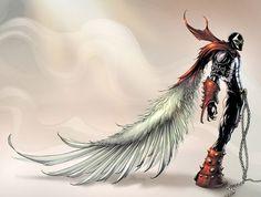Angel Spawn
