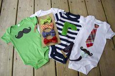 GREAT baby onesie ideas! @Kimberly Rhinesmith