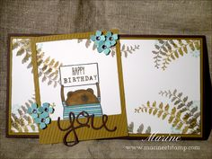 StampinUp CHEERFUL CRITTERS