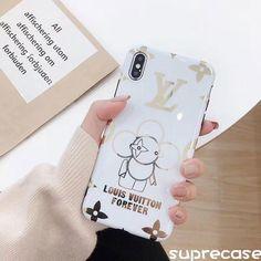 ルイヴィトン iPhone Xr/Xs Maxケース 可愛い ヴィトン アイフォンX/XSケース モノグラム Silicone Iphone Cases, Takashi Murakami, Louis Vuitton, White Iphone, Plus 8, Airpod Case, Cute Phone Cases, Iphone Models, Protective Cases
