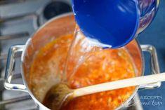 Frankfurtská polévka s hebkou texturou co zahřeje na těle i duši Kitchen, Cooking, Kitchens, Cuisine, Cucina