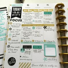 """Stephanie Fleming on Instagram: """"This week is looking like a busy one! I really need to focus and be productive. Sometimes I can get lost in ideas or things that I want (not need) to do. Writing and prioritizing my tasks really helps me stay on track! Let's see how much I can get accomplished this week! #TheHappyPlanner #meandmybigideas"""""""