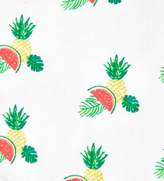 TROPICAL FRUIT BABY BRIEFS