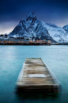 Sarkozy, Artic Norway by Vladimir Doncov Places To Travel, Places To See, Places Around The World, Around The Worlds, Arctic Landscape, Paradise Travel, Arctic Circle, Outdoor Photography, Adventure Is Out There