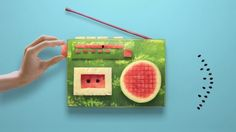 Stop-motion food for Blackmores Superfoods  Director: Lucinda Schreiber Production Company: Photoplay Films Agency: The Monkeys Executive Producer: Oliver Lawrance Producer: Emma Thompson Post Production: Resolution Design