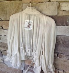 Magnolia Pearl Silk Tie Front Bolero