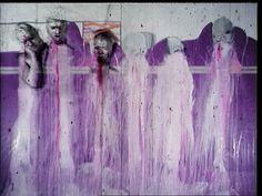 David Lynch painting