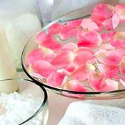 Rosewater has been used for thousands of years to perfume and hydrate the skin. Roman Emperors bathed in it and Cleopatra made face masks with it. Rosewater prevents aging by reducing wrinkles and tightening skin pores.Rose water cleanses the skin, removing dirt, oil and other pollutants from deep inside the  pores.