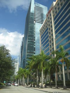 Downtown Miami Brickell Ave