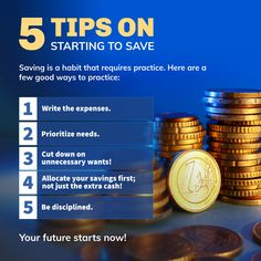 5 Tips on Starting to Save Insurance Benefits, Prioritize, Peace Of Mind, How To Plan, Tips, Hacks