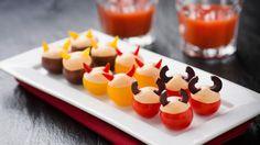 Duivelse hapjes met tomaat en Maredsous® | VTM Koken