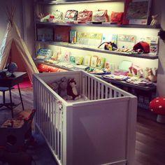 #Kids adore TeePee and the many fun #kidsstoys in our Wanchai Store. @-petit bazaar*kidsconceptstore-  #PetitBazaar #HK #kidsclothes #kidsfurniture