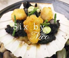 Food: Quick look at The Chippy from Six by Nico