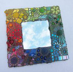 All sizes | Rainbow Mirror Mosaic | Flickr - Photo Sharing!