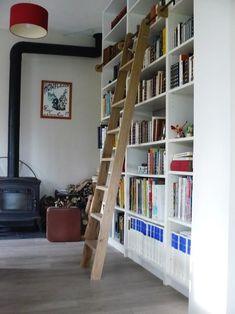 1000 id es sur le th me chelle de biblioth que sur pinterest chelles bib - Bibliotheque escalier ikea ...