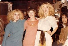 Faces from the heyday of punk venue CBGB – in pictures