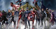 Black Panther'den Avengers'a Yaklaşan Marvel Filmlerinin Tam Listesi