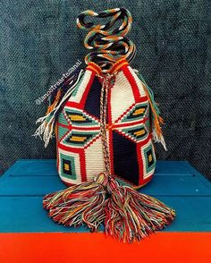 Wayuu Bags Multicolor ❤️ - Handmade - Original Wayuu @lanostraartesanal