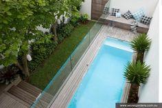 Heerlijke tuin met terras en zwembad