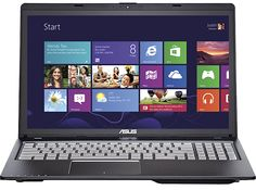 Asus Touch Screen Laptop (Q500A-BHI7T05) With Windows 8 Asus laptop Q500a-BHI7T05 is a high performance and high quality notebook with touch screen display. This is all a rounder laptop because you can work and play HD games also on the same device. Its HD display will help you to watch HD videos and movies.  Touch screen display makes it easier and smarter to use.