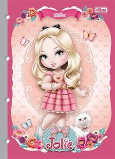❥◉ jöᏞᎥᎬ ◉❥ Colouring Pics, Coloring For Kids, Decoupage, Ballerina Doll, Le Jolie, Art Drawings Sketches, Cute Owl, Pretty Baby, Big Eyes