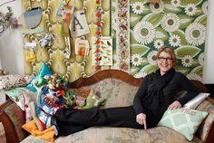Gooi en Eemlander - Theemutsen en vazen van oude wollen dekens