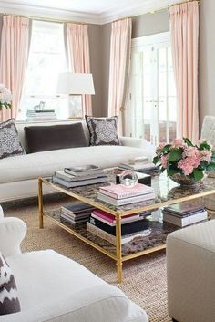 STYLEeGRACE ❤'s this living room!