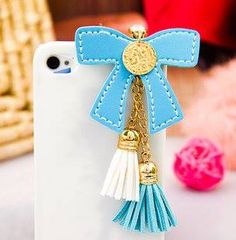 velvet fringed leather dust plug blue for $6 Only! Shop Now! for order queries inbox us at https://www.facebook.com/Glamourforgirls or email us at glamourous_girls@hotmail.com