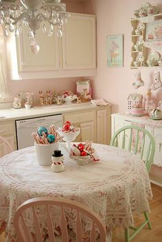 how adorable is this??? Pink vintage beauty