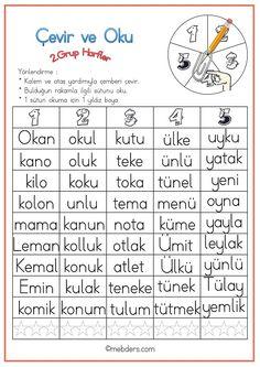 Primary School, Grade 1, Student, Writing, Reading, Rage, Turkish Language, Education, Group