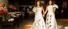 Casamento Daniela e Malu por Oficina das Flores - Celia Coutinho