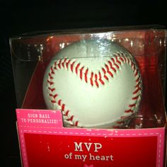 it's fun being a baseball player's girlfriend❤ ⚾ valentine's, Ideas