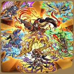 [New Summon] Otherworldly Legends - Vernil, Kagura and Nemethgear - Gumi Forums