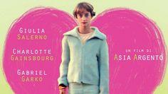 Incompresa | Asia Argento | Trailer | Clip | Poster | Foto | Cannes 2014