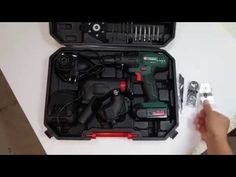 #Unboxing utensile multifunzione 4 in 1 #ParksidePKGA14,4A1(Unboxing mult...