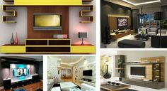 Stunning Tv Wall Unit Ideas To Mesmerize You