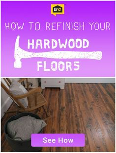 Breathe new life into your floors and save a bunch of cash in the process by refinishing them yourself! DIYZ® can show you how.
