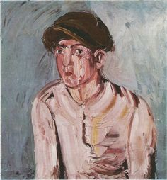 Aleksandr DREVIN | Cēsis, Latvia 1889 - Moscow, Russia 1938. Portrait of an Armenian in a cap, 1933-35