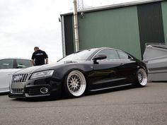Audi A5...