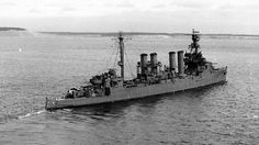 Detroit namesake ship survivives the Pearl Harbor attackAfter Pearl Harbor, the USS Detroit went on to receive six battle stars for her World War II service.