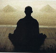 Zazen ~ Meditation Position