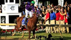 California Chrome allowed to wear nasal strip in Belmont | FOX Sports on MSN