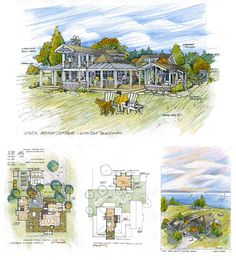 Like these cabin designs