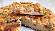 Cucina mia quanto ti amo: Torta rustica con giardiniera